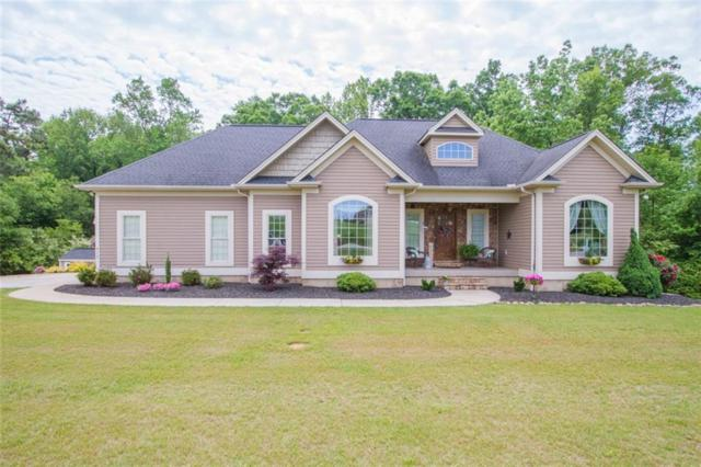 412 Arrowhead Lake Trail, Westminster, SC 29693 (MLS #20202768) :: Les Walden Real Estate