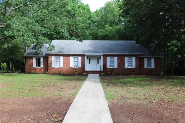 102 Seawright Drive, Iva, SC 29655 (MLS #20202912) :: Tri-County Properties