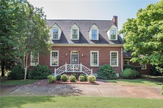 129 Foxcroft Way, Anderson, SC 29621 (MLS #20202914) :: Les Walden Real Estate
