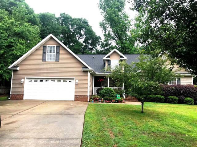 506 Canebrake Drive, Anderson, SC 29621 (MLS #20202927) :: Les Walden Real Estate