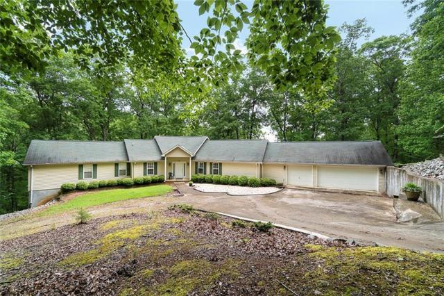 1257 Coneross Point Drive, Seneca, SC 29678 (MLS #20202998) :: The Powell Group of Keller Williams