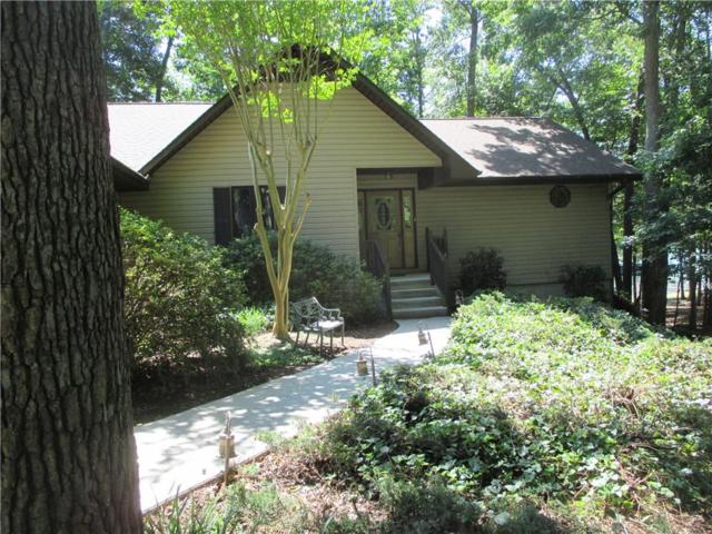 411 Cleveland Ferry Drive, Fair Play, SC 29643 (MLS #20203029) :: The Powell Group of Keller Williams