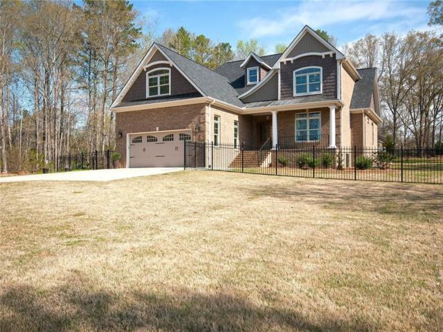 112 Greybridge Road, Pelzer, SC 29669 (MLS #20203048) :: Les Walden Real Estate