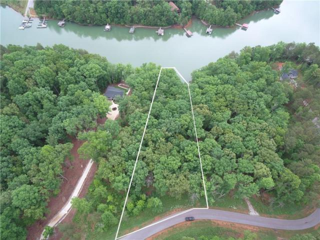 54 Peninsula Pointe North Road, West Union, SC 29696 (MLS #20203072) :: Tri-County Properties