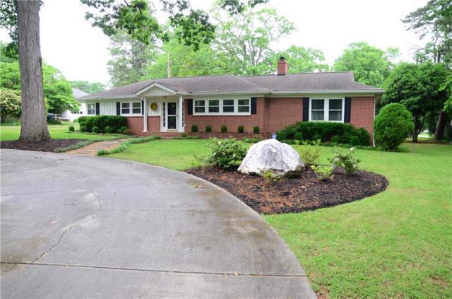602 Jackson Square, Anderson, SC 29625 (MLS #20203080) :: Les Walden Real Estate