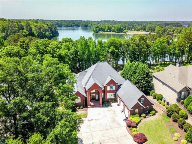 116 Willowbend Drive, Anderson, SC 29621 (MLS #20203089) :: Les Walden Real Estate