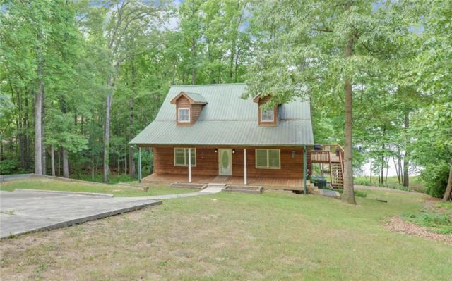 356 E Lakeshore Drive, Fair Play, SC 29643 (MLS #20203125) :: Les Walden Real Estate