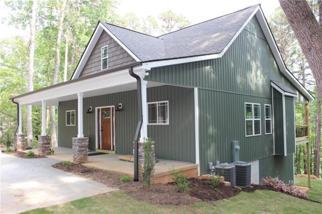 326 Harbor Drive, West Union, SC 29696 (MLS #20203126) :: Tri-County Properties