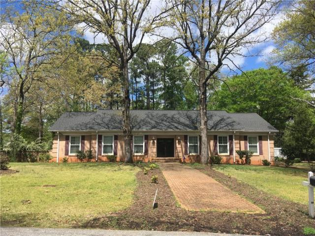 104 Regent Road, Anderson, SC 29621 (MLS #20203143) :: The Powell Group of Keller Williams