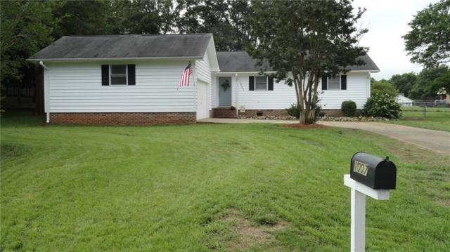 1007 Nashmore Drive, Anderson, SC 29625 (MLS #20203266) :: Tri-County Properties
