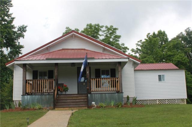 247 Dan Ross Road, Six Mile, SC 29682 (MLS #20203287) :: Tri-County Properties