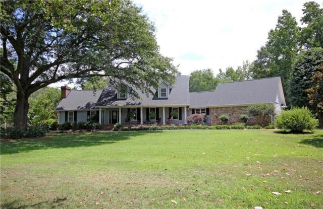 632 Meadow Ridge Road, Easley, SC 29642 (MLS #20203288) :: Tri-County Properties