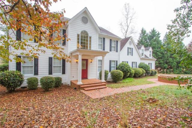 4403 Smoak Pond Road, Seneca, SC 29678 (MLS #20203312) :: Les Walden Real Estate