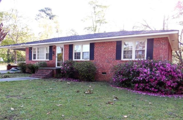 203 Elizabeth Street, Honea Path, SC 29654 (MLS #20203315) :: Tri-County Properties
