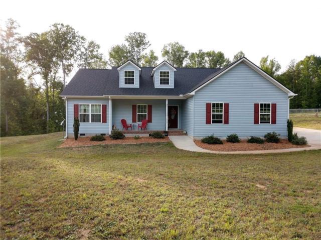 1438 Honey Creek Road, Anderson, SC 29621 (MLS #20203320) :: Tri-County Properties