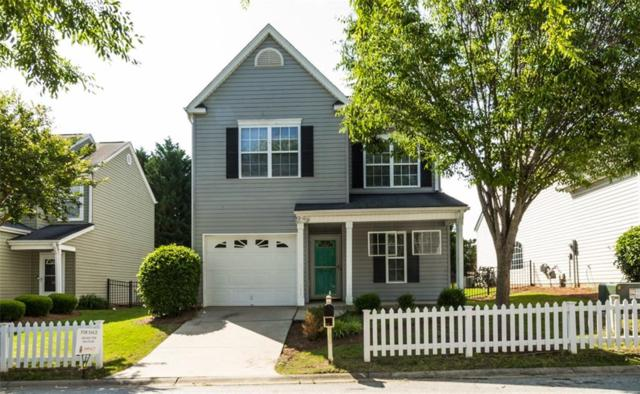106 Pin Oak Court, Easley, SC 29642 (MLS #20203322) :: Tri-County Properties