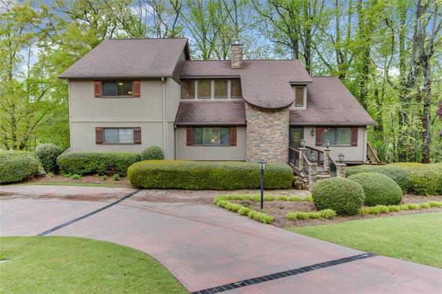 208 Pine Ridge Drive, Easley, SC 29642 (MLS #20203334) :: Les Walden Real Estate
