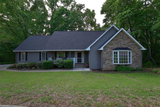 15023 Beacon Ridge Drive, Seneca, SC 29678 (MLS #20203337) :: Les Walden Real Estate