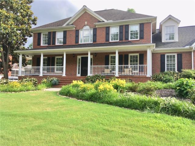 127 Knollwood Drive, Clemson, SC 29631 (MLS #20203430) :: Les Walden Real Estate