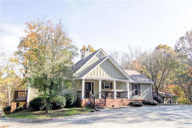 104 Gates Drive, Fair Play, SC 29643 (MLS #20203500) :: The Powell Group of Keller Williams