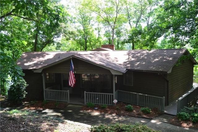 736 Reed Creek Point, Hartwell, GA 30643 (MLS #20203501) :: Les Walden Real Estate
