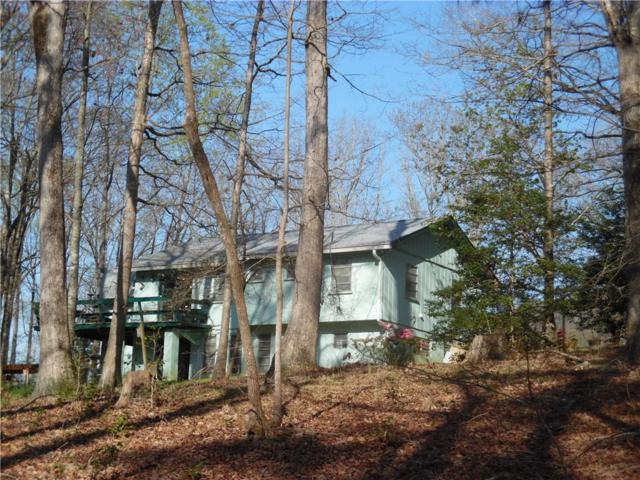355 Big Oak Trail, Mountain  Rest, SC 29664 (MLS #20203515) :: Les Walden Real Estate