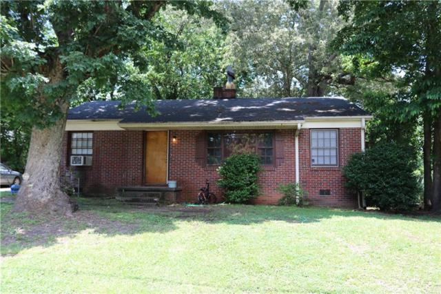 1112 W South Broad Street, Walhalla, SC 29691 (MLS #20203526) :: The Powell Group of Keller Williams