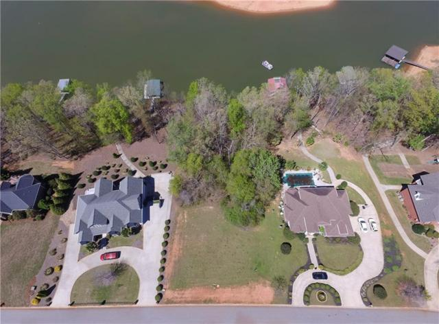 124 Topsail Drive, Anderson, SC 29625 (MLS #20203652) :: The Powell Group