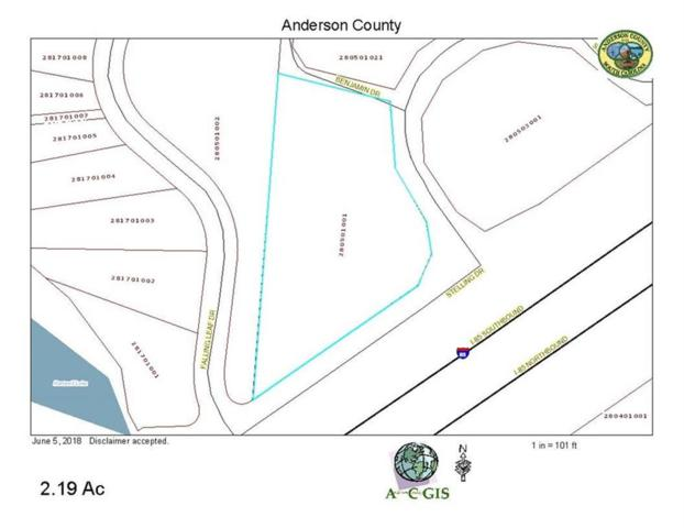 PR J Stelling Stelling Drive, Townville, SC 29689 (MLS #20203699) :: Tri-County Properties at KW Lake Region