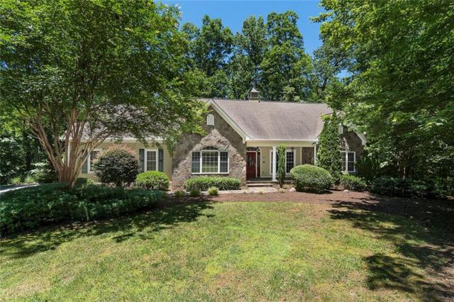 109 Oak Crest Circle, Seneca, SC 29672 (MLS #20203756) :: Tri-County Properties