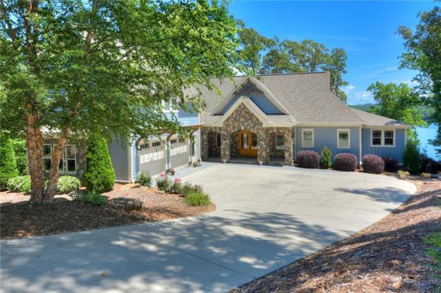 223 Talons Ridge Road, Seneca, SC 29672 (#20203773) :: Connie Rice and Partners