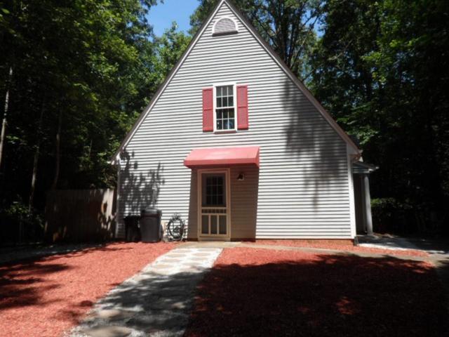 115 Teardrop Trail, Seneca, SC 29672 (MLS #20203785) :: Tri-County Properties