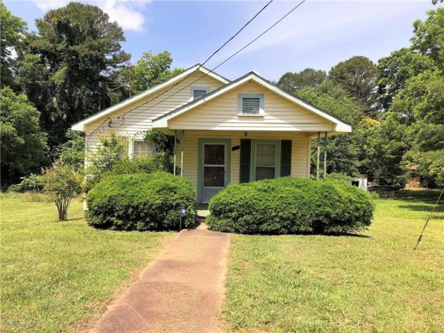 209 N Moore Avenue, Walhalla, SC 29691 (MLS #20203796) :: Les Walden Real Estate