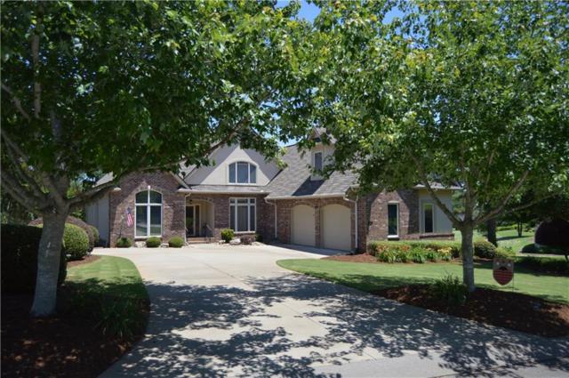 603 Dye Drive, Seneca, SC 29678 (MLS #20203800) :: Les Walden Real Estate