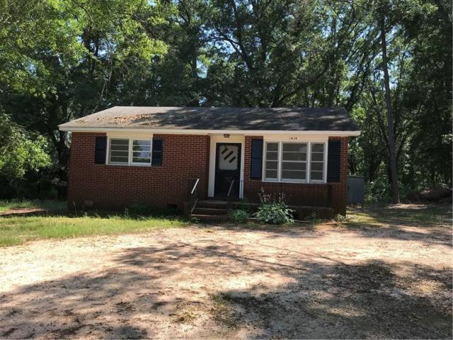 1414 P And N Drive, Belton, SC 29627 (MLS #20203806) :: The Powell Group of Keller Williams