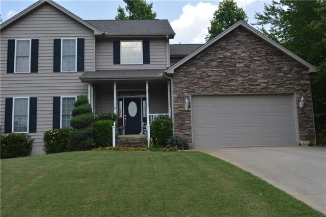 110 Cardinal Drive, Seneca, SC 29672 (MLS #20203807) :: Les Walden Real Estate