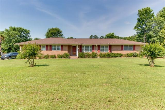 106 Pine Forest Drive, Anderson, SC 29625 (MLS #20203839) :: Les Walden Real Estate