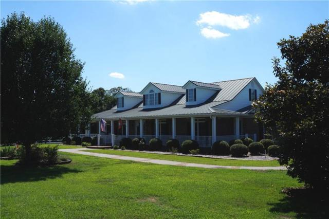 869 Gin House Road, Abbeville, SC 29620 (MLS #20203870) :: The Powell Group of Keller Williams