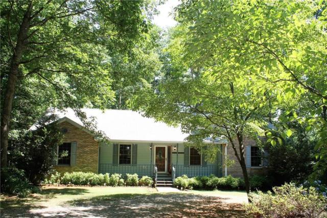 215 Lakegrove Lane, Townville, SC 29689 (MLS #20204093) :: Les Walden Real Estate