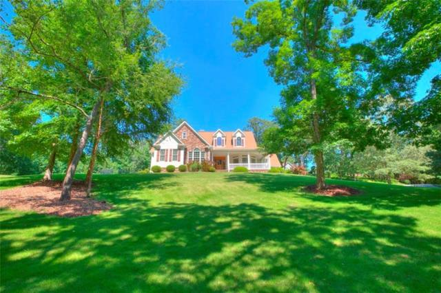 401 Cleveland Ferry Road, Fair Play, SC 29643 (MLS #20204107) :: The Powell Group