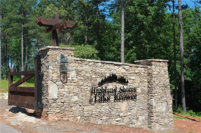 Lot 55 Highland Ridge Road, Salem, SC 29676 (#20204127) :: Connie Rice and Partners