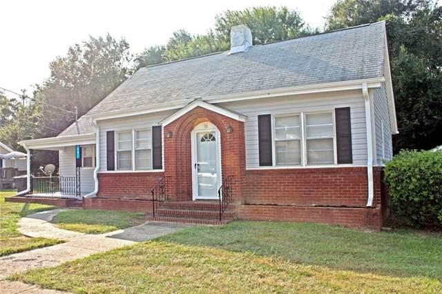 16 Brock Street, Pelzer, SC 29669 (MLS #20204151) :: The Powell Group