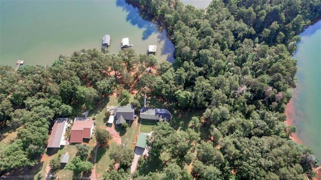 1110 Pine Lake Drive, Townville, SC 29689 (MLS #20204184) :: The Powell Group of Keller Williams
