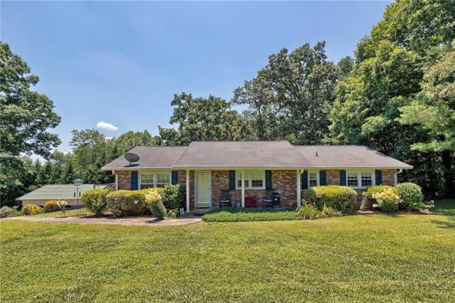 104 Casey Drive, Pickens, SC 29671 (MLS #20204223) :: The Powell Group of Keller Williams