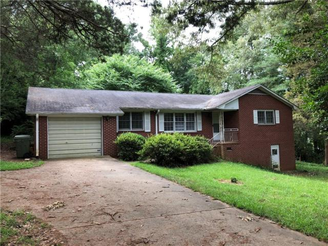 100 Mountain Laurel Lane, Clemson, SC 29631 (MLS #20204234) :: The Powell Group of Keller Williams