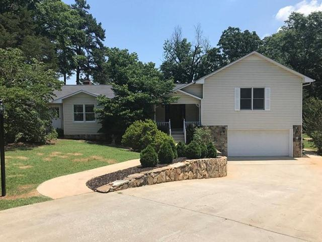 505 Broyles Pointe Road, Townville, SC 29689 (MLS #20204240) :: The Powell Group of Keller Williams