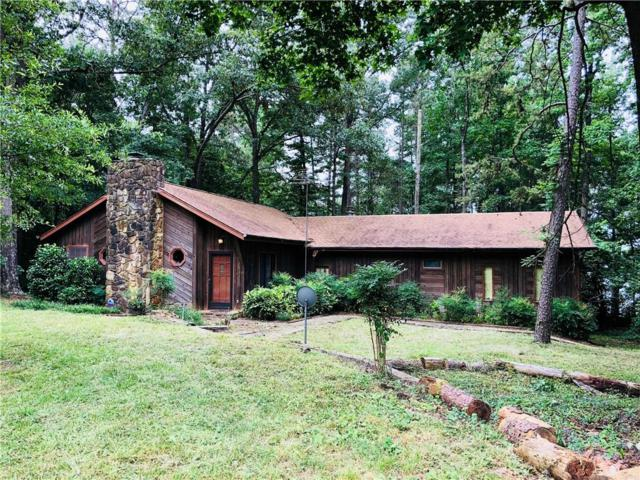 1021 Clearwater Shores Road, Fair Play, SC 29643 (MLS #20204247) :: Tri-County Properties