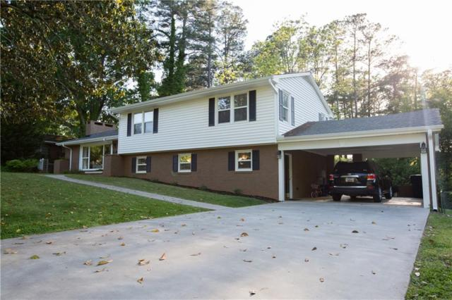 515 Concord Avenue, Anderson, SC 29621 (MLS #20204291) :: The Powell Group of Keller Williams