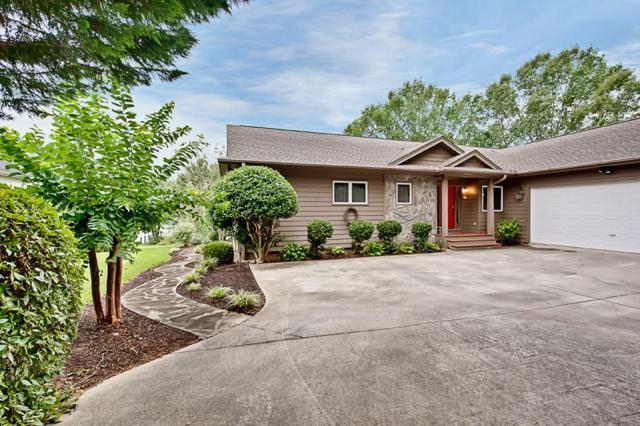 206 Sunset Ridge Drive, Seneca, SC 29672 (MLS #20204294) :: The Powell Group of Keller Williams