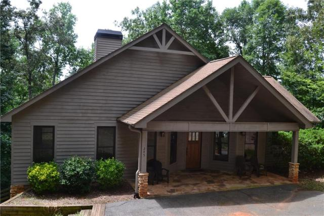 245 Horseshoe Bend Drive, Westminster, SC 29693 (MLS #20204310) :: The Powell Group of Keller Williams